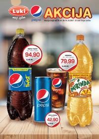 Pepsi akcija oktobar